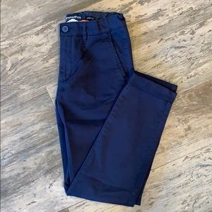 Boys H&M Navy Chinos sz 12-13